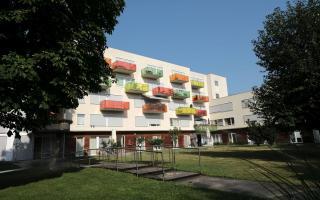 Casa Marienheim Baden - Außenansicht